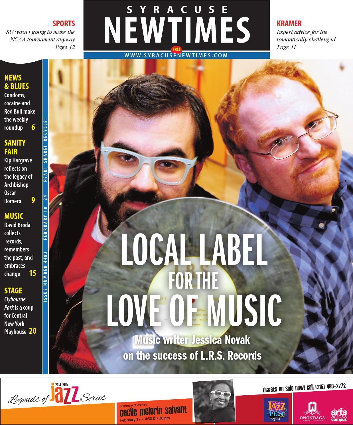 syracuse new times by new times online issuu