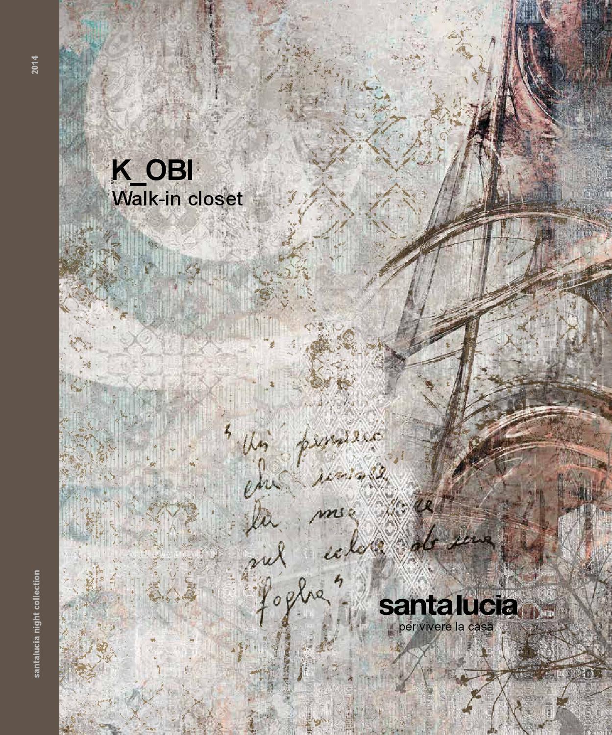 K obi cabina armadio by mobilificio santa lucia issuu - Mobilificio santa lucia ...