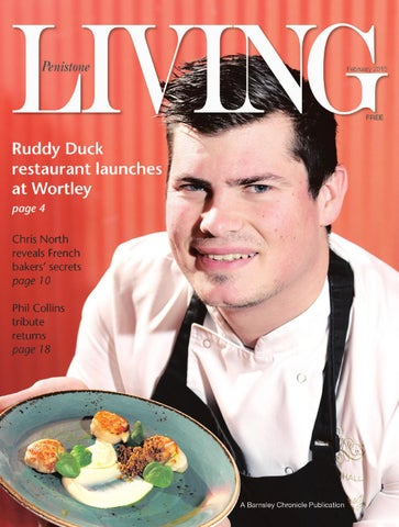 Front Cover Image for Penistone Living | February 20th 2015