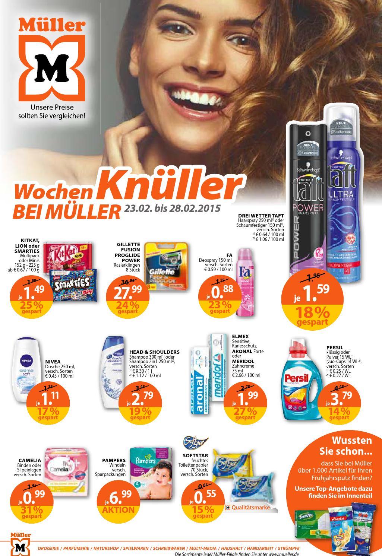 Angebote Müller