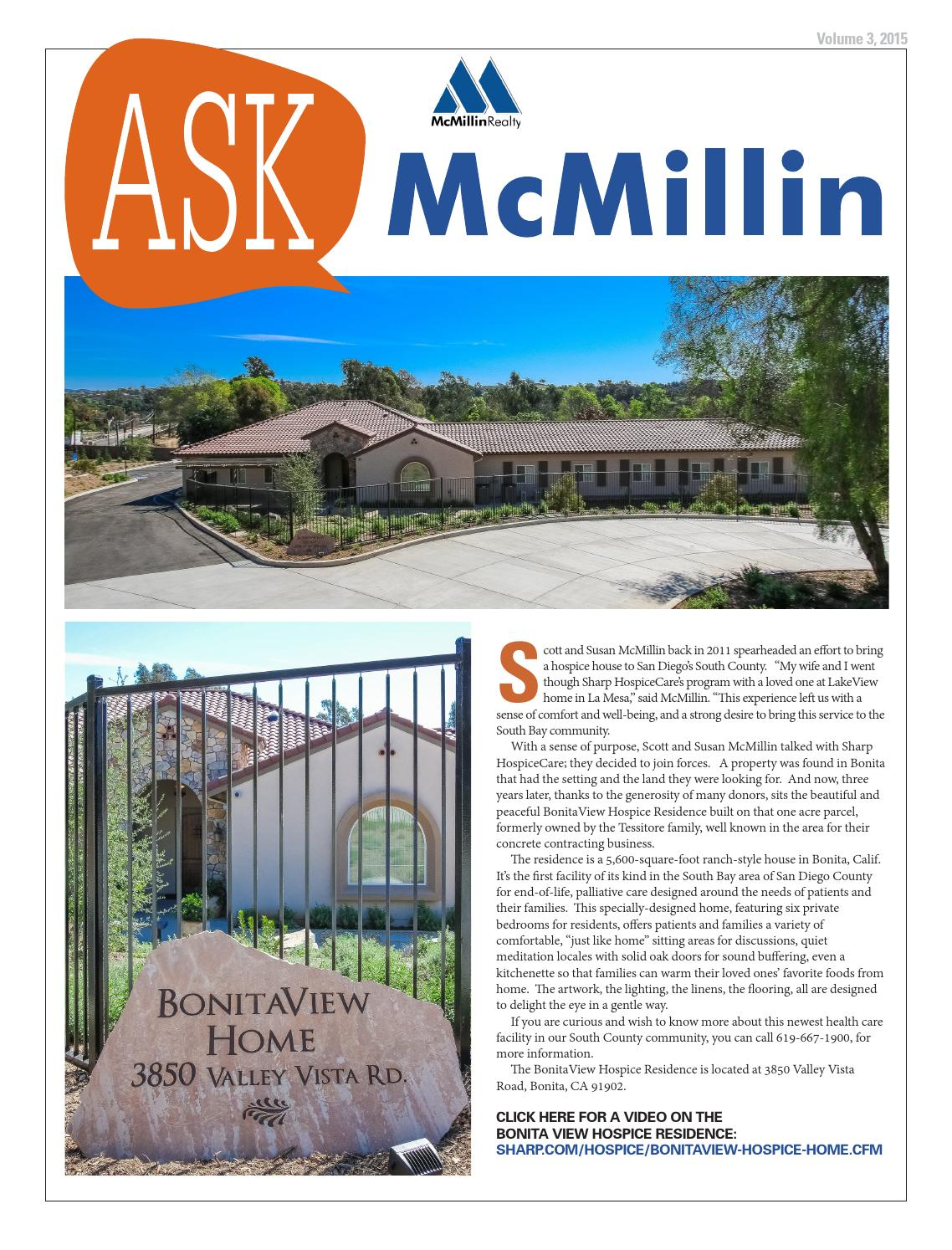 Ask Mcmillin Realty By Better Homes And Gardens Real Estate Mcmillin Realty Issuu