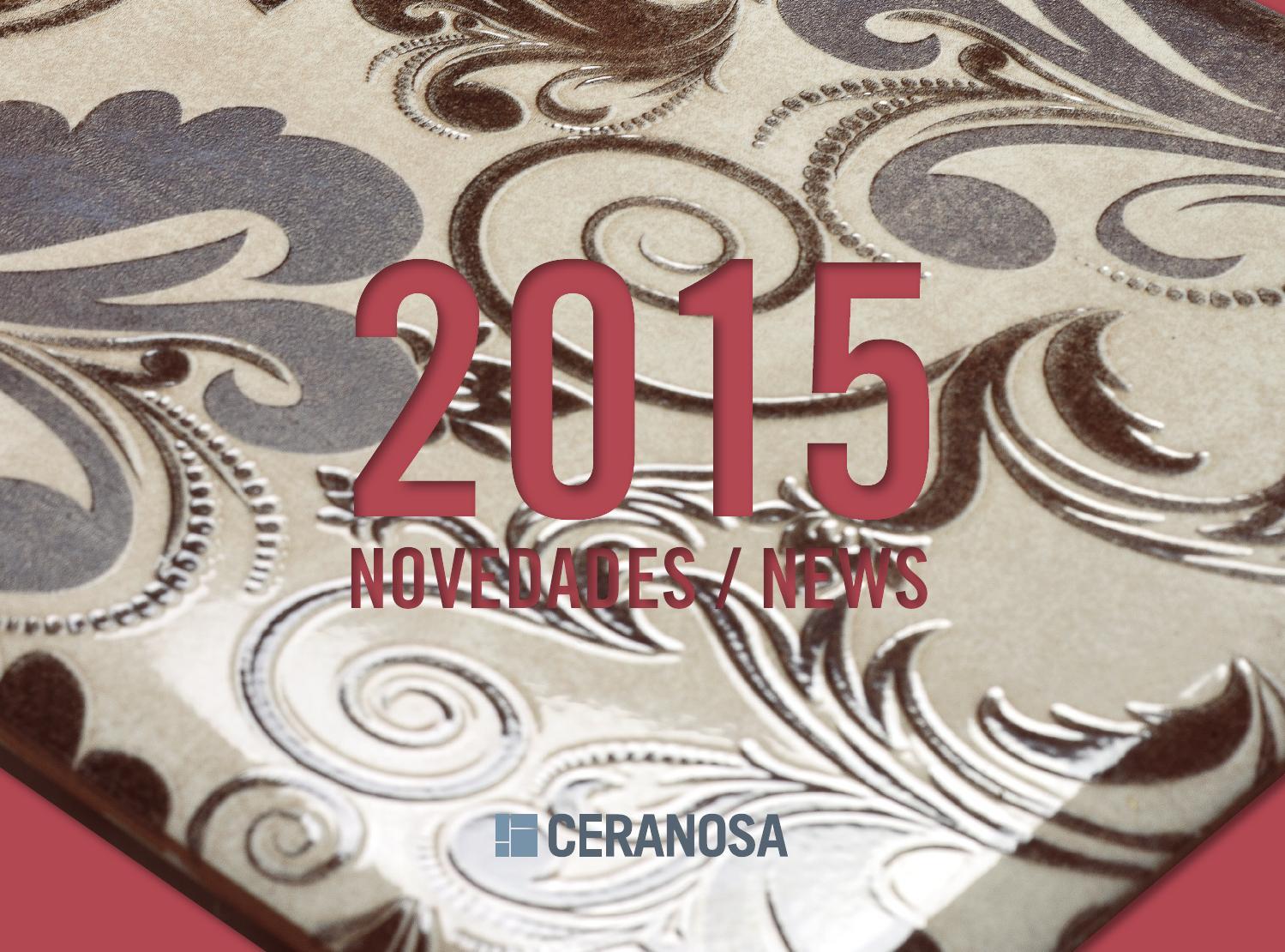 Novedades ceranosa para cevisama 2015 by ceranosa issuu for Patakha bano food mat