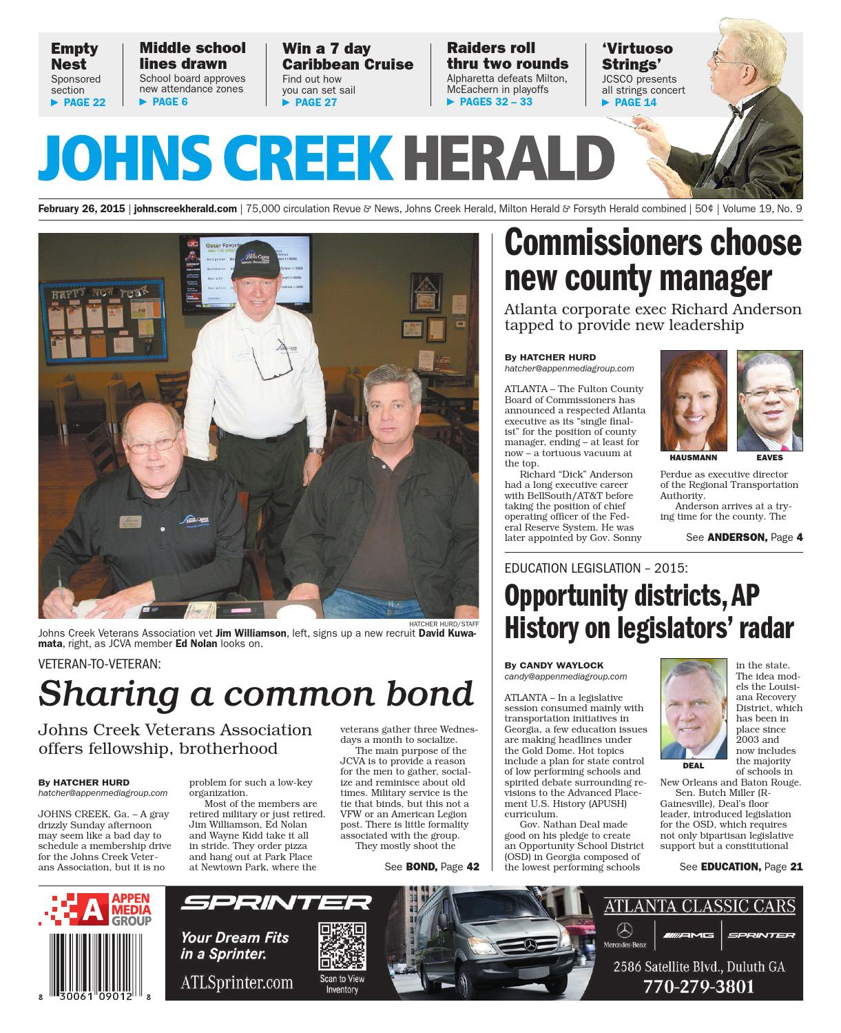 Johns Creek Herald February 27 2014 By Appen Media Group Issuu