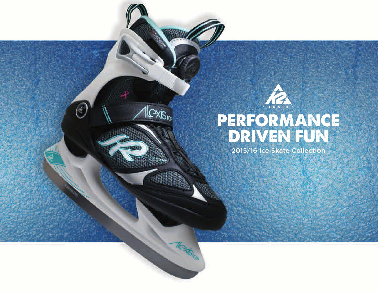 2015 k2 ice skates by k2 sports issuu