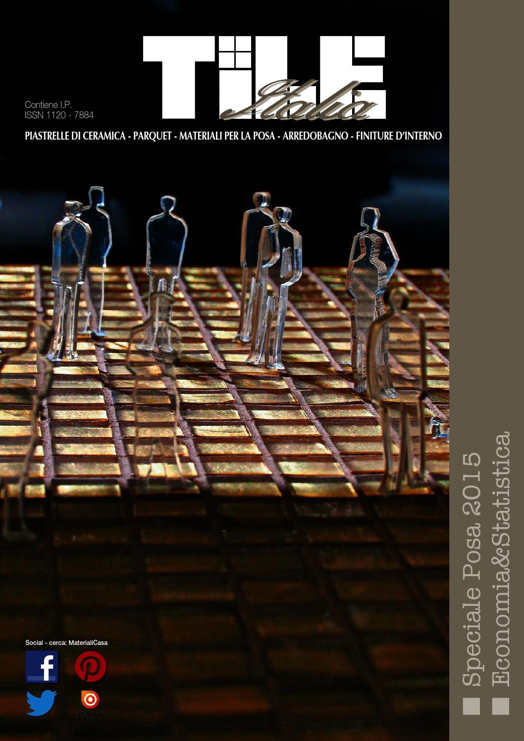 Tile italia 1/2014 by tile edizioni   issuu