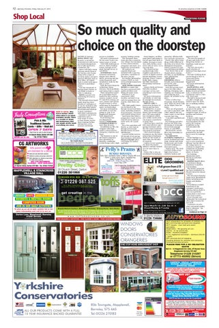 Front Cover Image for Shop Local [Feature] 27 February 2015