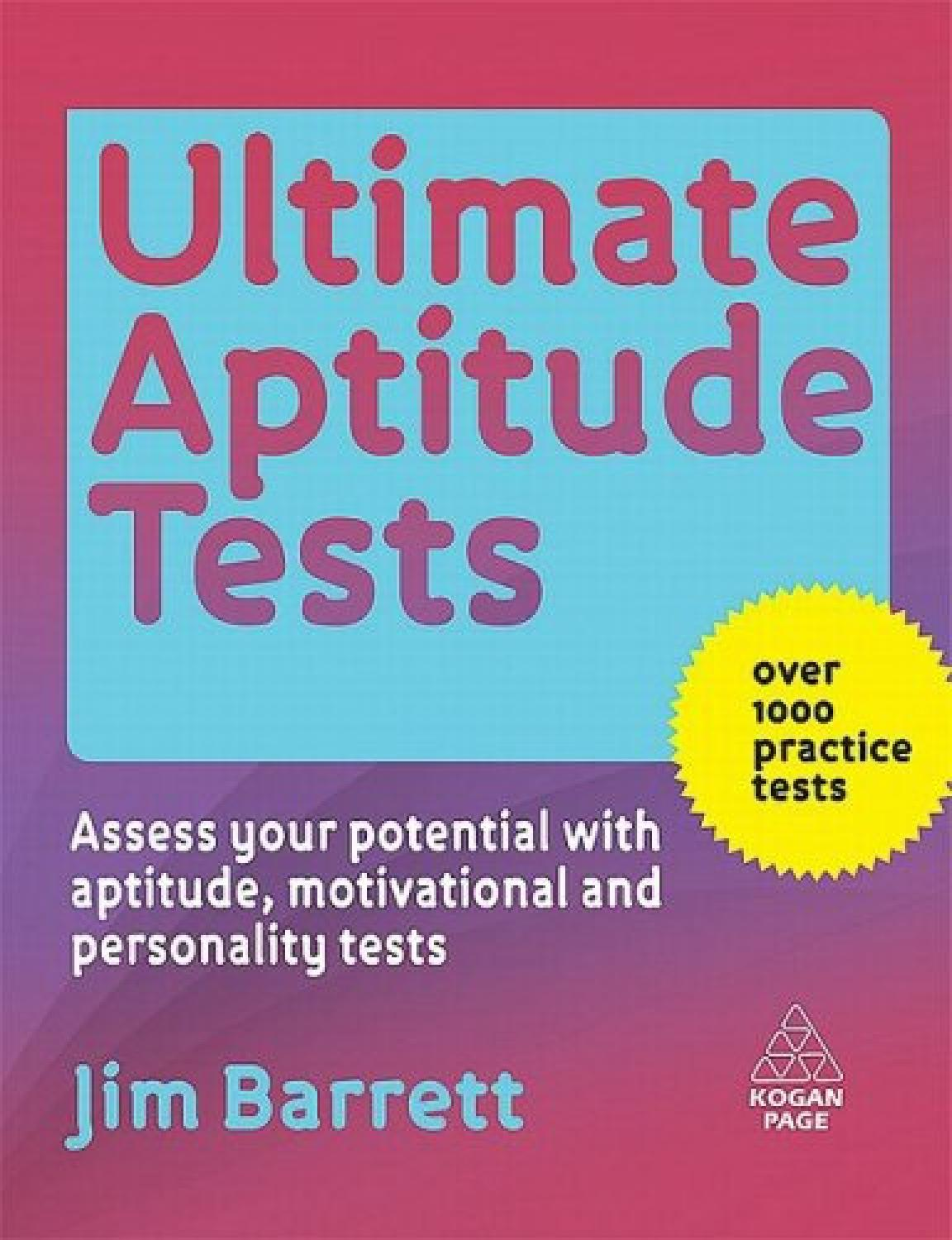 ultimate aptitude tests pdf book by pdfbooksinfo issuu