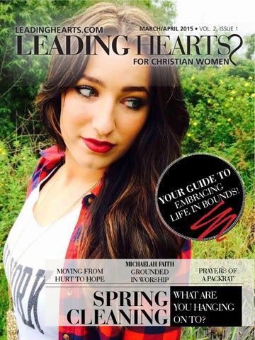 Leading Hearts March/April 2015 Issue