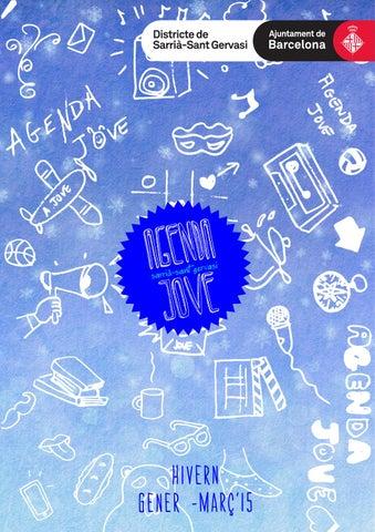 Agenda jove Hivern 2015
