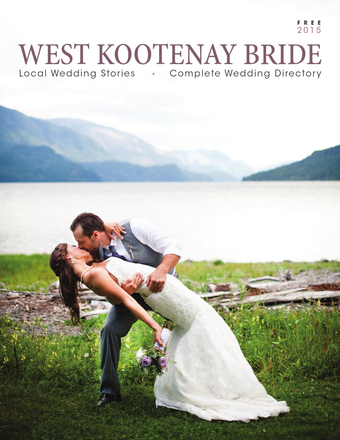 Special Features West Kootenay Bride 2016 By Black Press Issuu