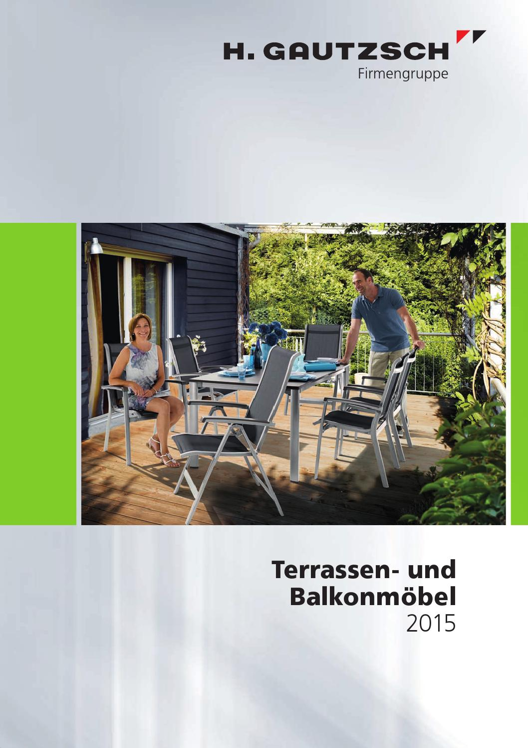 gautzsch gartenm bel by kaiser design issuu. Black Bedroom Furniture Sets. Home Design Ideas