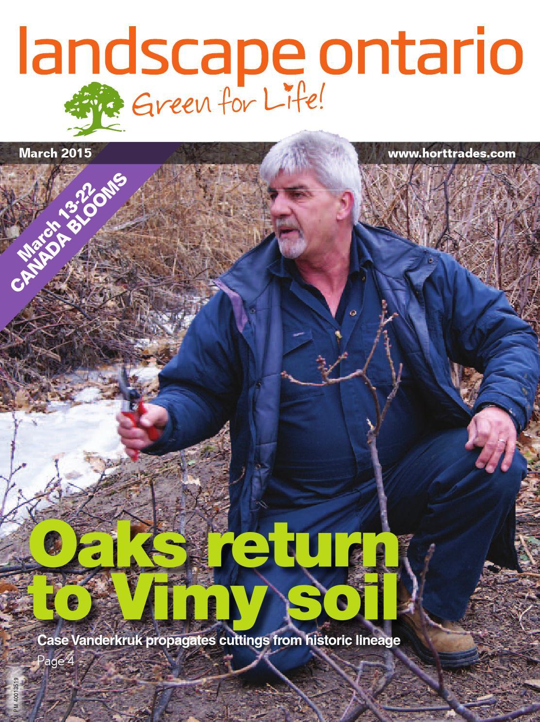 Landscape Ontario February 2013 By Mike Wasilewski Issuu