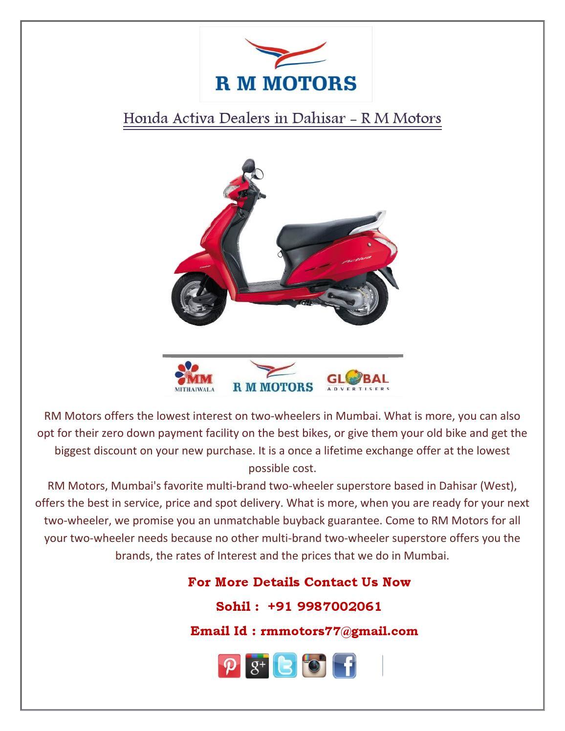 Multi brand two wheeler showrooms in bangalore dating 7