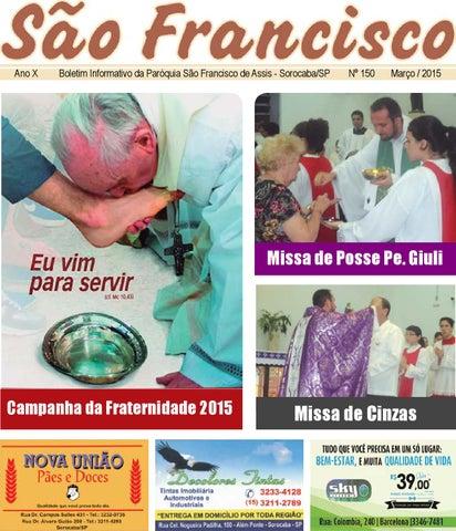 [Boletim Informativo – Nº 150 – Março /2015]