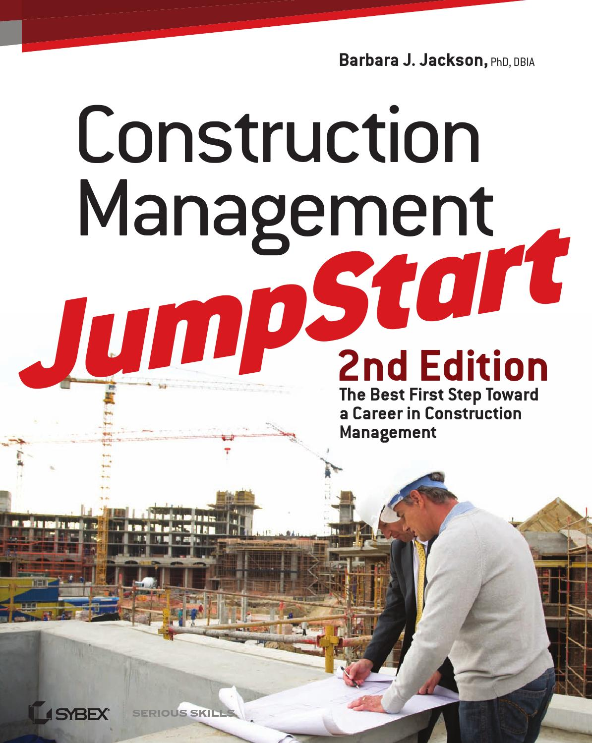 I need an idea for a term paper, its for a Construction Management course.?