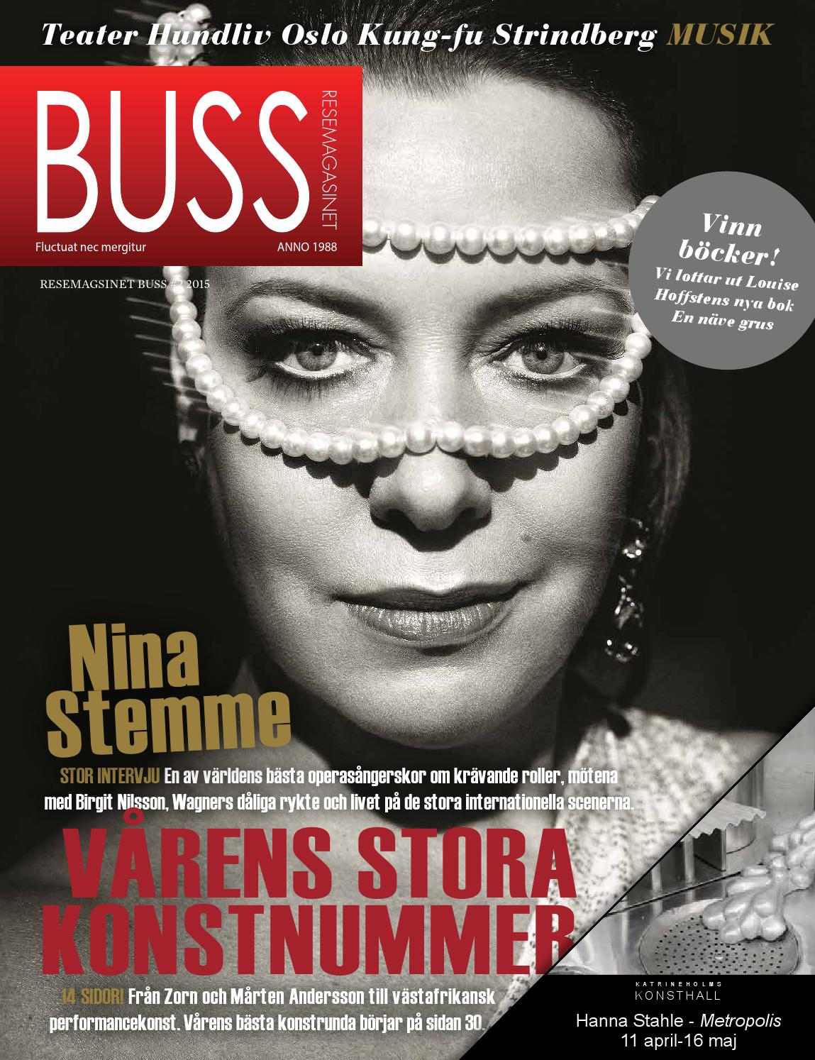 Resemagasinet buss #2, 2015 by resemagasinetbuss   issuu