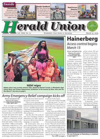 Herald Union, March 12, 2015