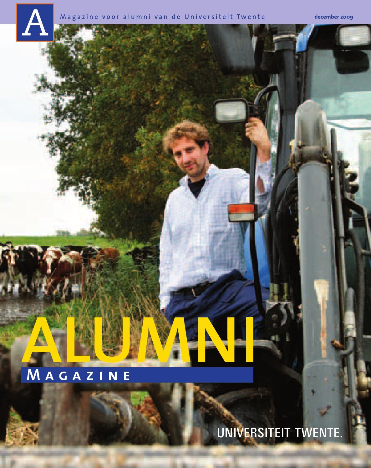 Alumni magazine juni 2008 by university of twente   issuu