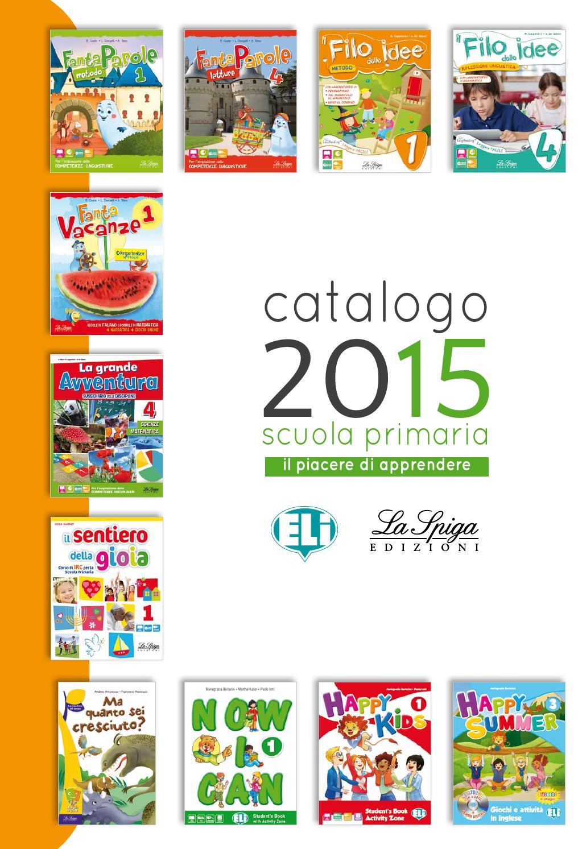 Catalogo scuola primaria 2015 by eli publishing issuu for Catalogo arredi scuola infanzia