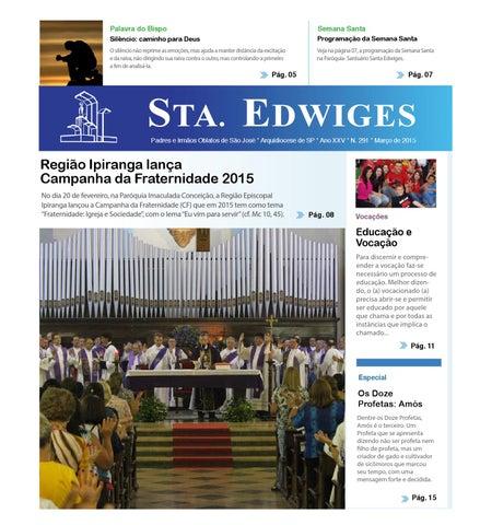 [Jornal Sta Edwiges (Março/2015)]