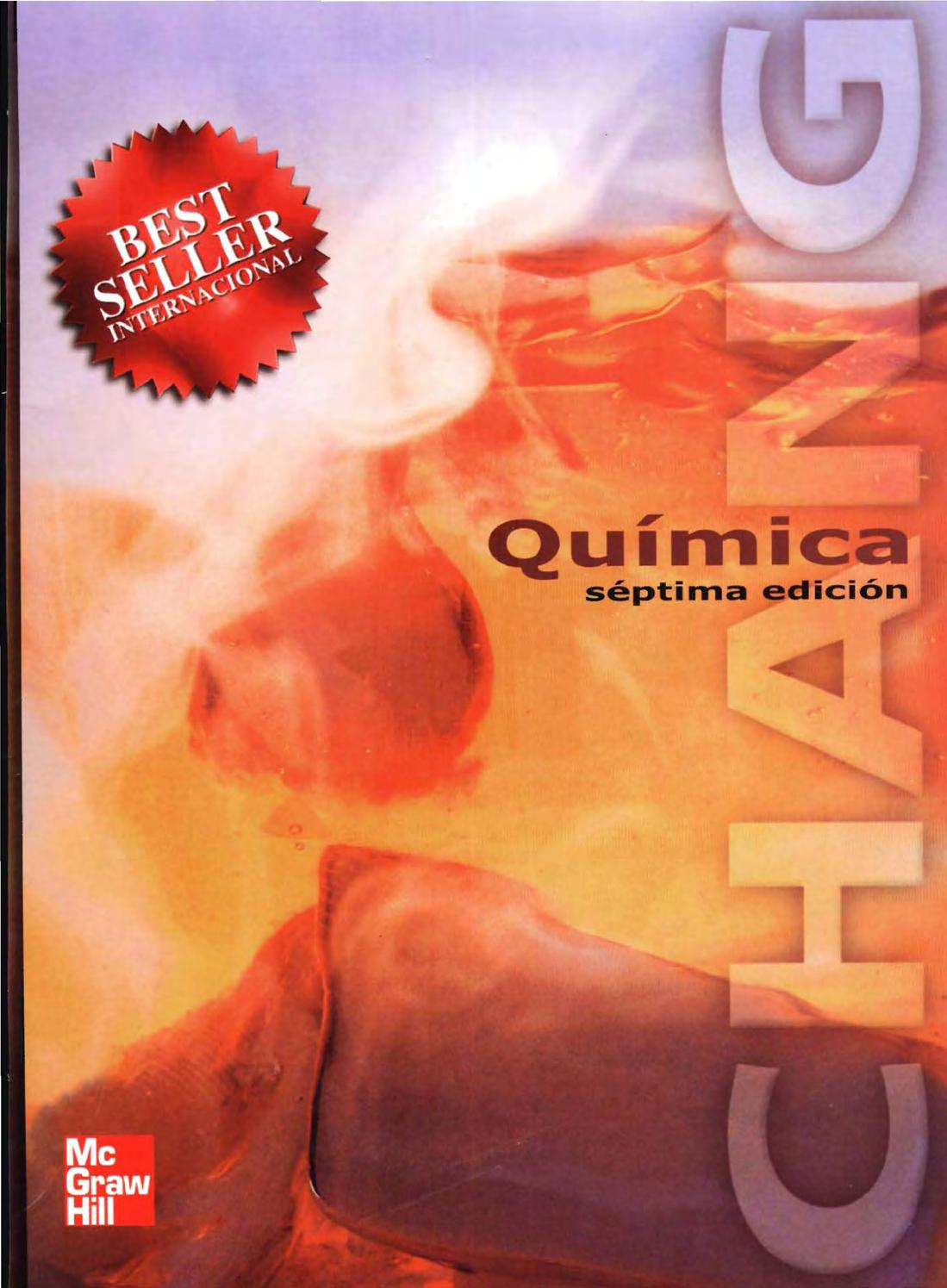 Raymond chang quimica general 7ma edicion part1 by for La quimica en la cocina libro pdf