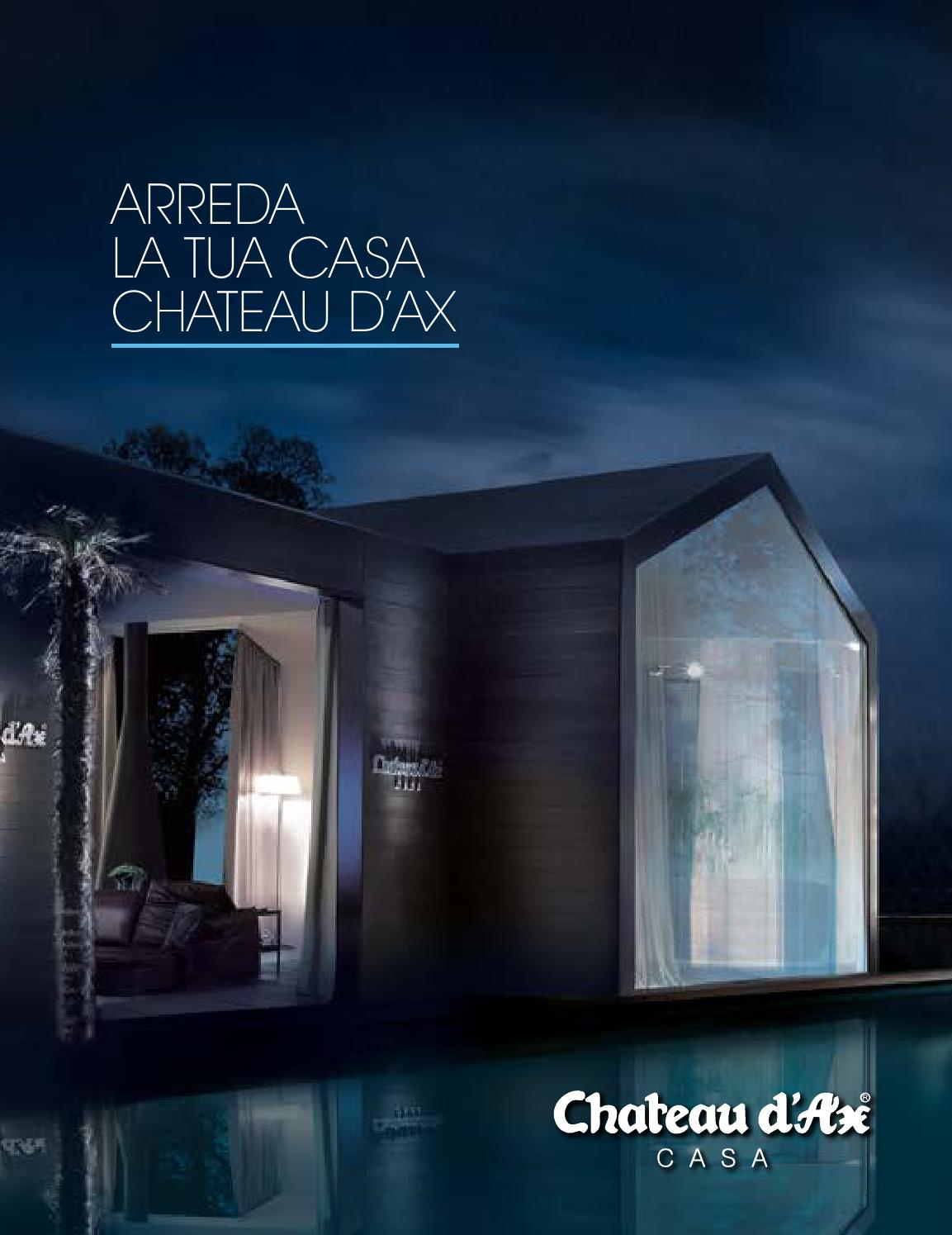 Catalogo chateau d 39 ax marzo 2015 by mobilpro issuu for Offerte arredamento completo chateau d ax