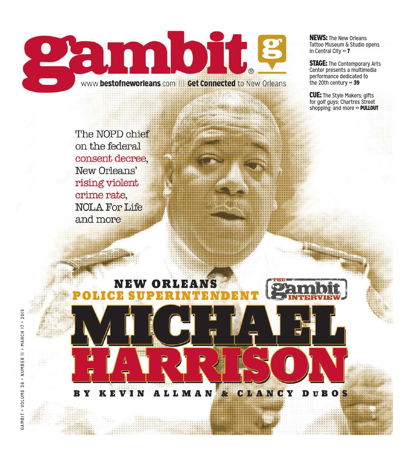 Nike jerseys for sale - Gambit New Orleans March 17, 2015 by Gambit New Orleans - issuu