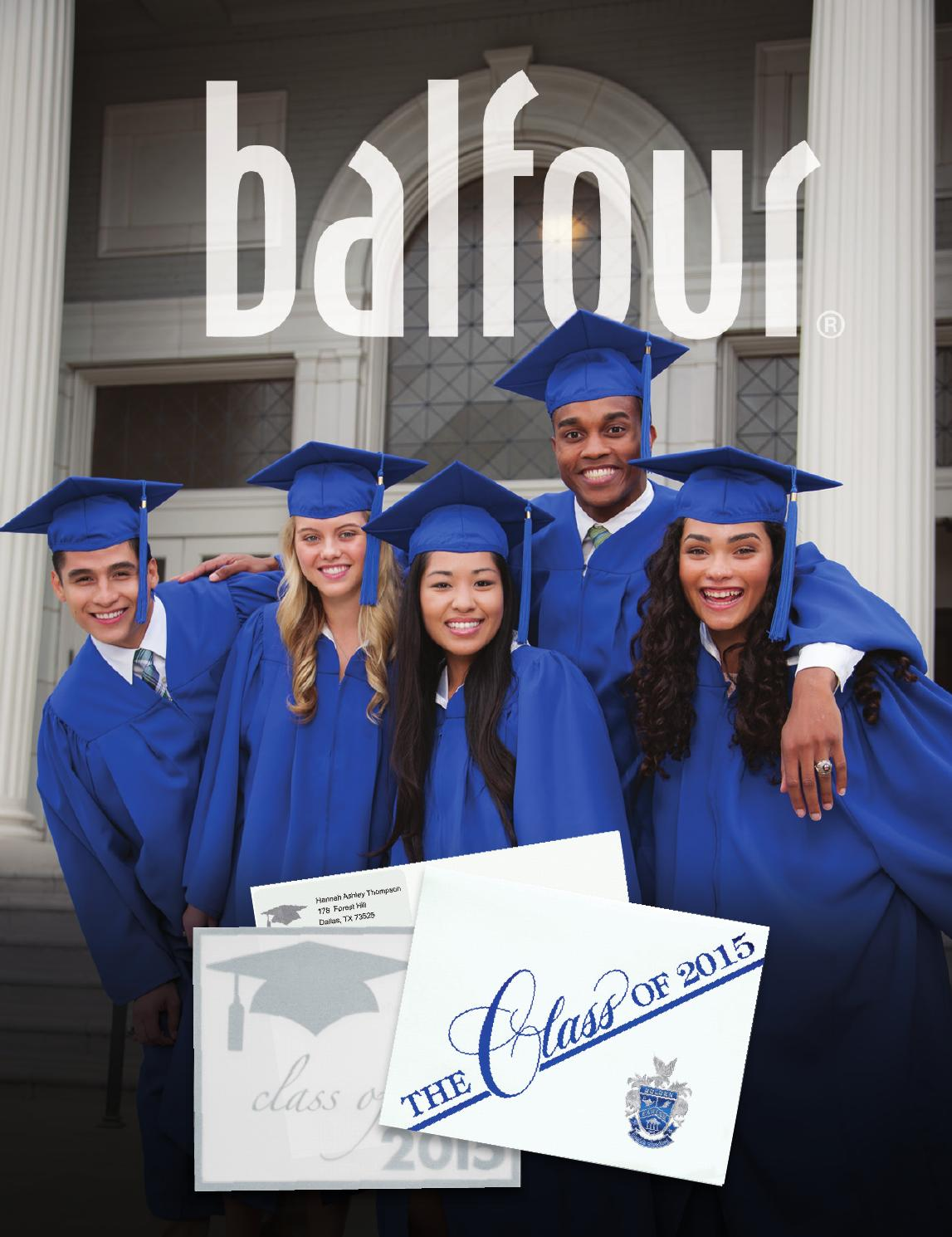 Balfour Graduation Products Brochure 2017 by Balfour - issuu