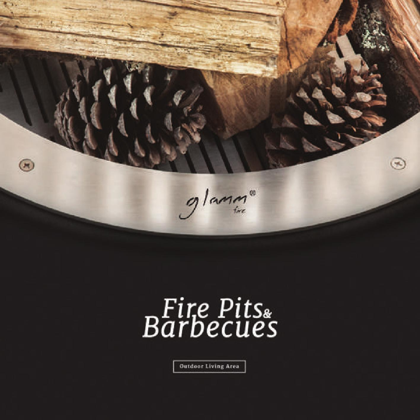Brochure Fire Pits & Barbecues
