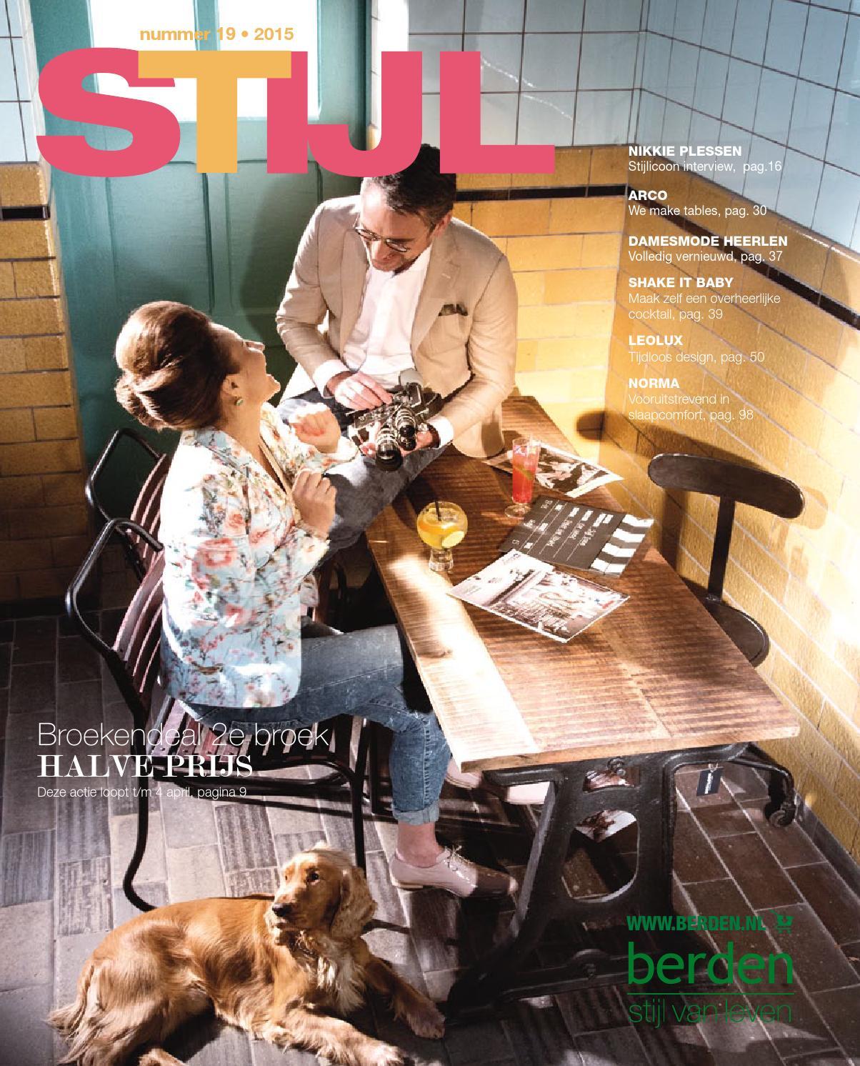 Berden STIJL magazine Mode & Wonen by Berden - issuu