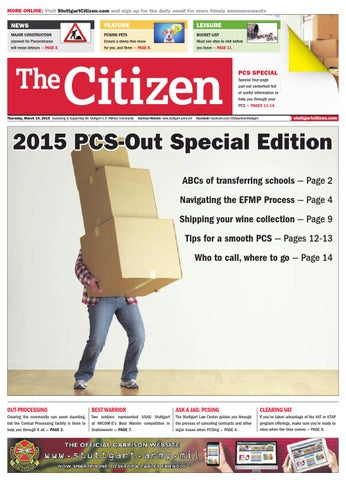 The Citizen - March 19, 2015