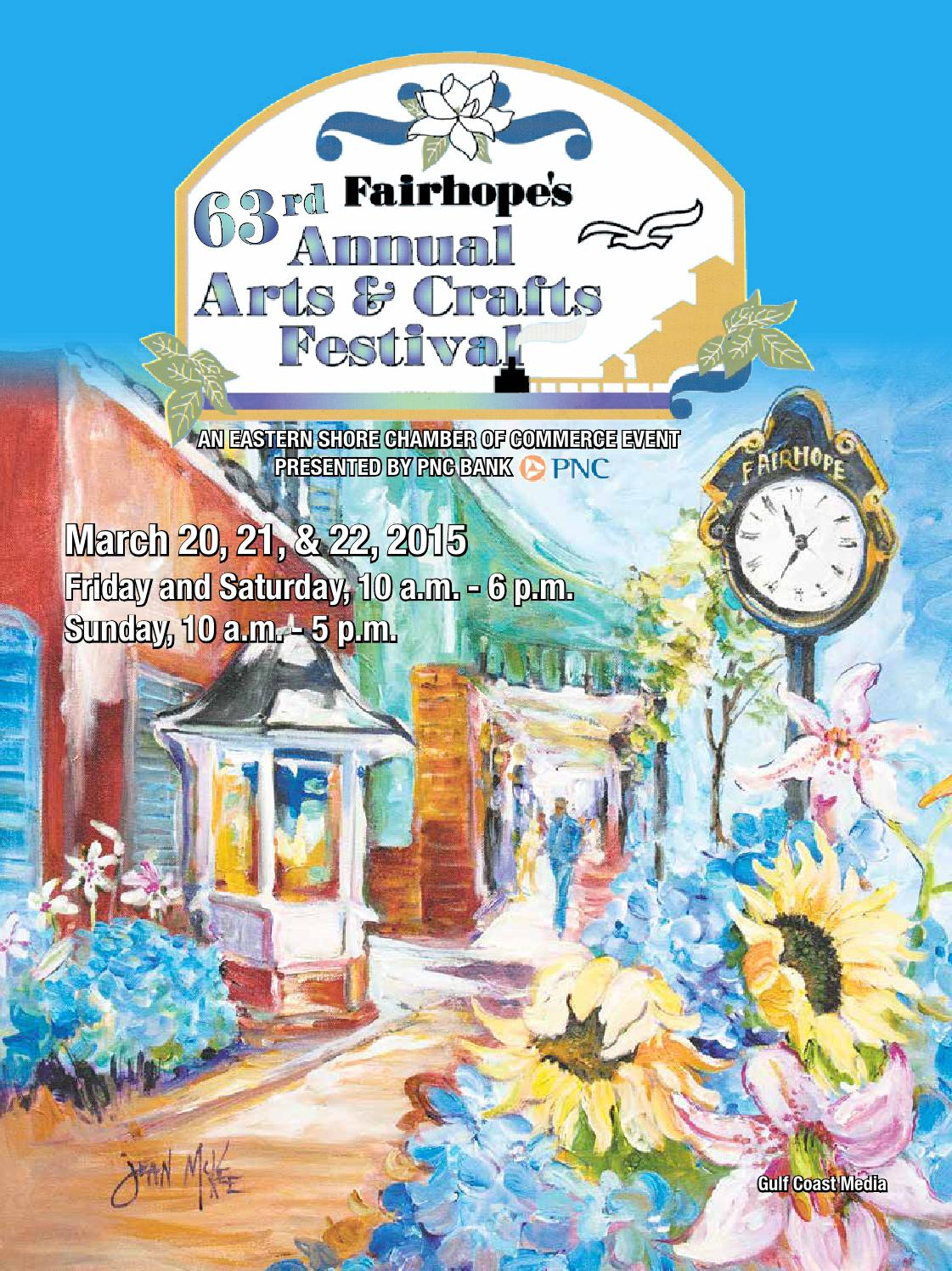 Official guidebook to the 63rd annual arts crafts for Arts and crafts festival