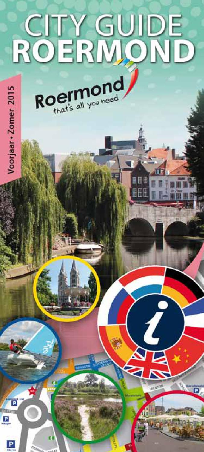 City Guide Roermond voorjaar 2015 by City Guide Roermond - issuu