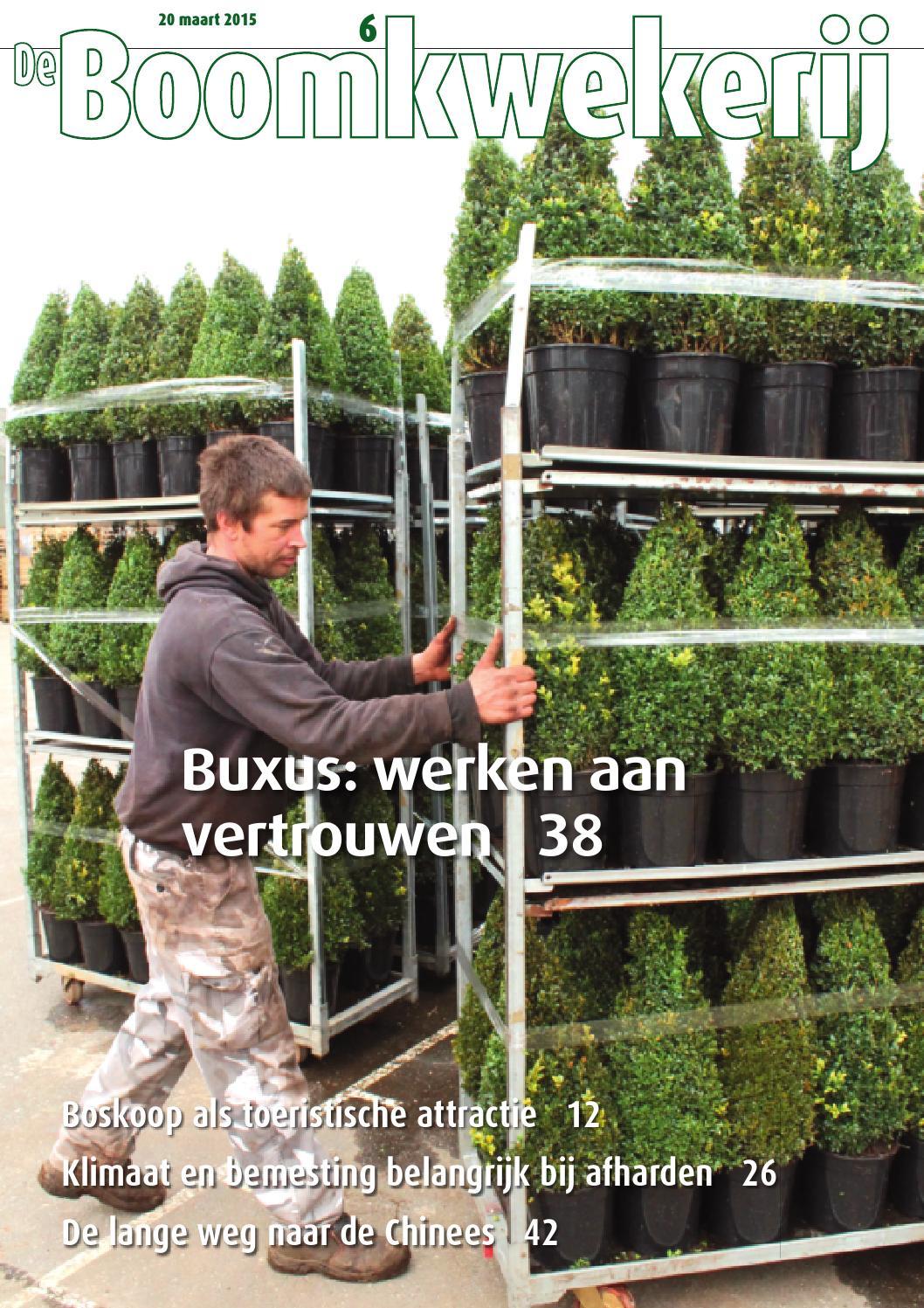 BKW_21-2015 by Stichting Vakinformatie Siergewassen - issuu