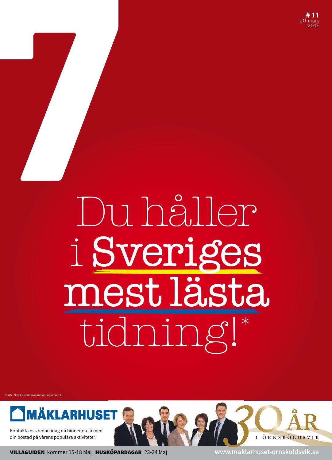 Tidningen7 nr 10 2014 by 7an mediapartner   issuu