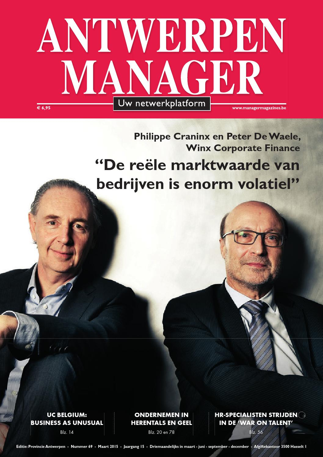 Brabant Manager 39 by Manager Magazines - issuu