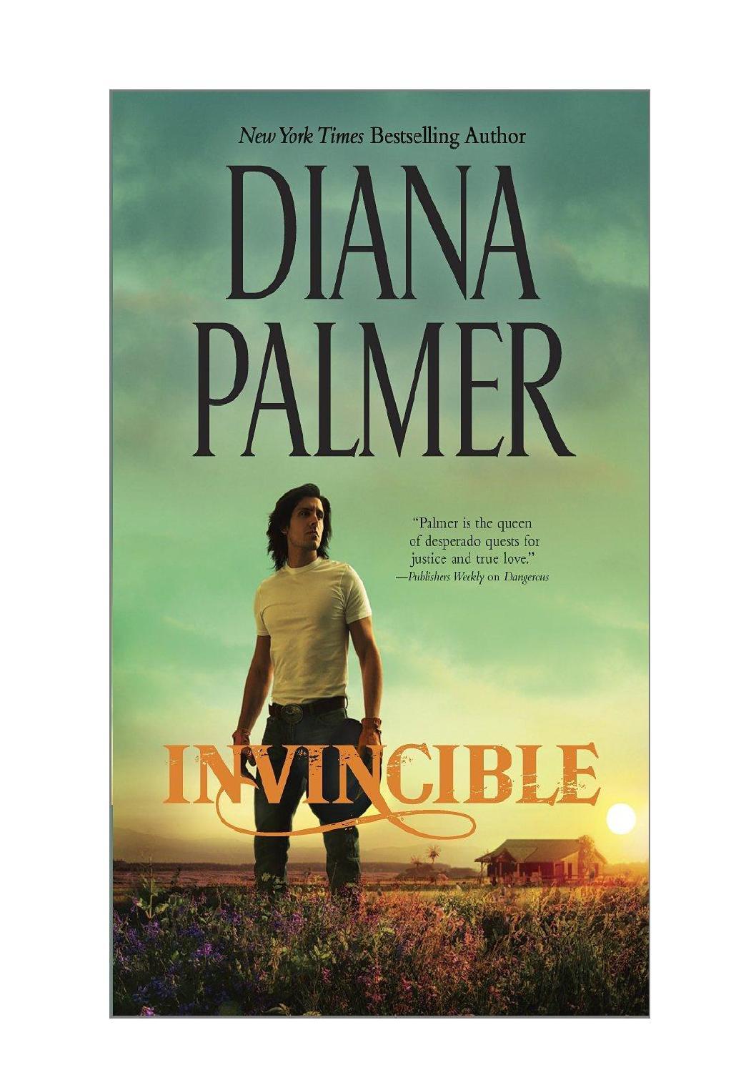 Invincible - Diana Palmer by Mariana Nolasco - issuu