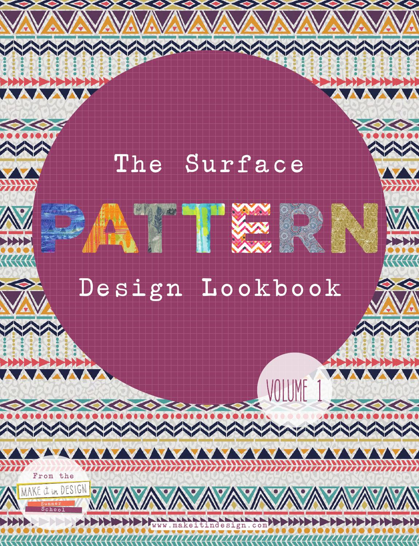 15 LS-magazine.eh2.ru  The Surface Pattern Design Lookbook - Volume 1
