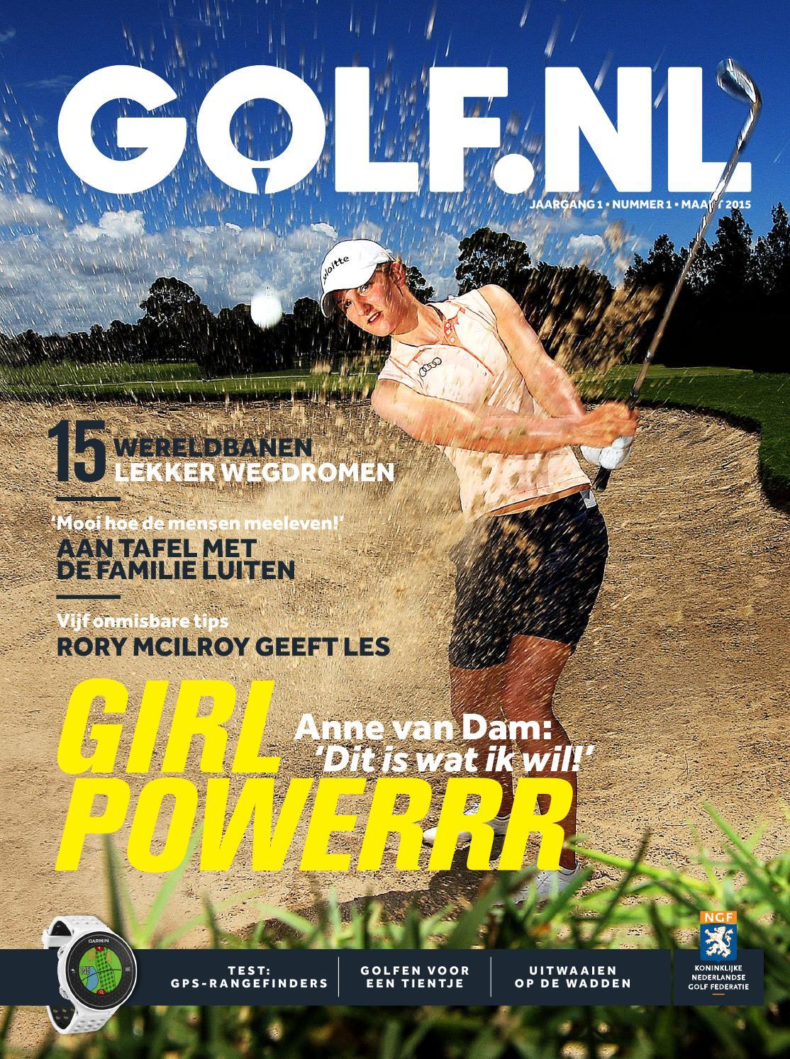 Golf.nl weekly 25 by koninklijke nederlandse golf federatie   issuu