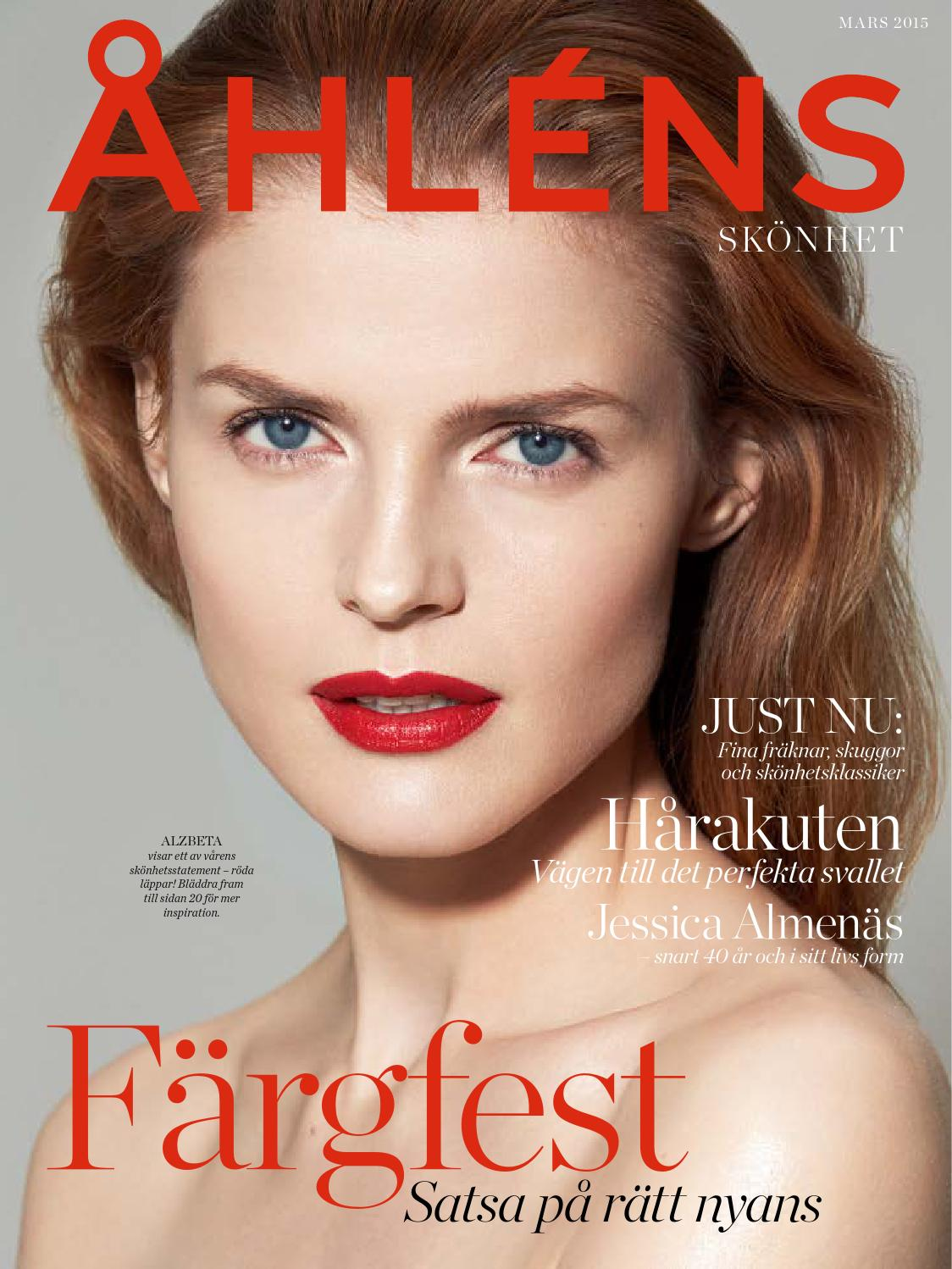 Åhléns vår 2015   vårmagasin city by Åhléns   issuu