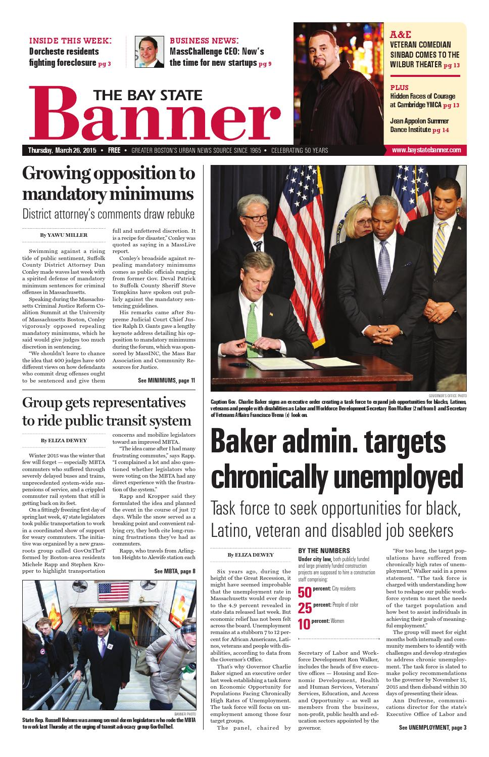 Bay State Banner : Bay state banner  by publications inc issuu