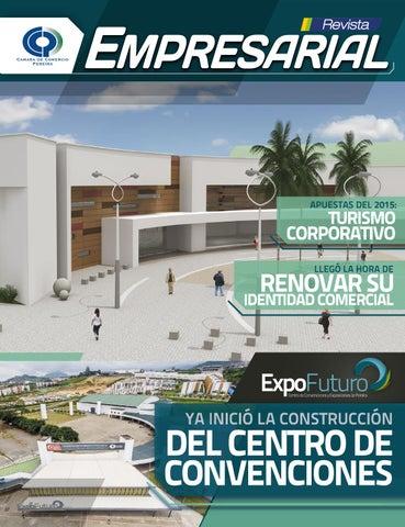 Revista Empresarial Edición 1 2015