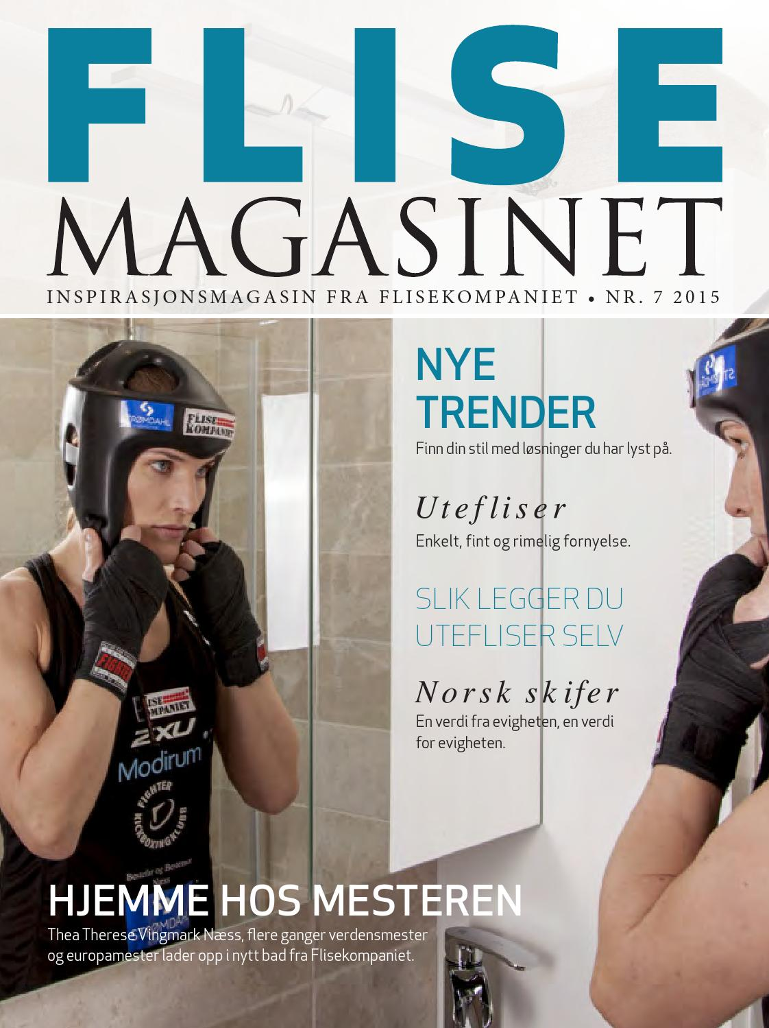 Flisemagasinet nr 7   2015 by flisekompaniet   issuu