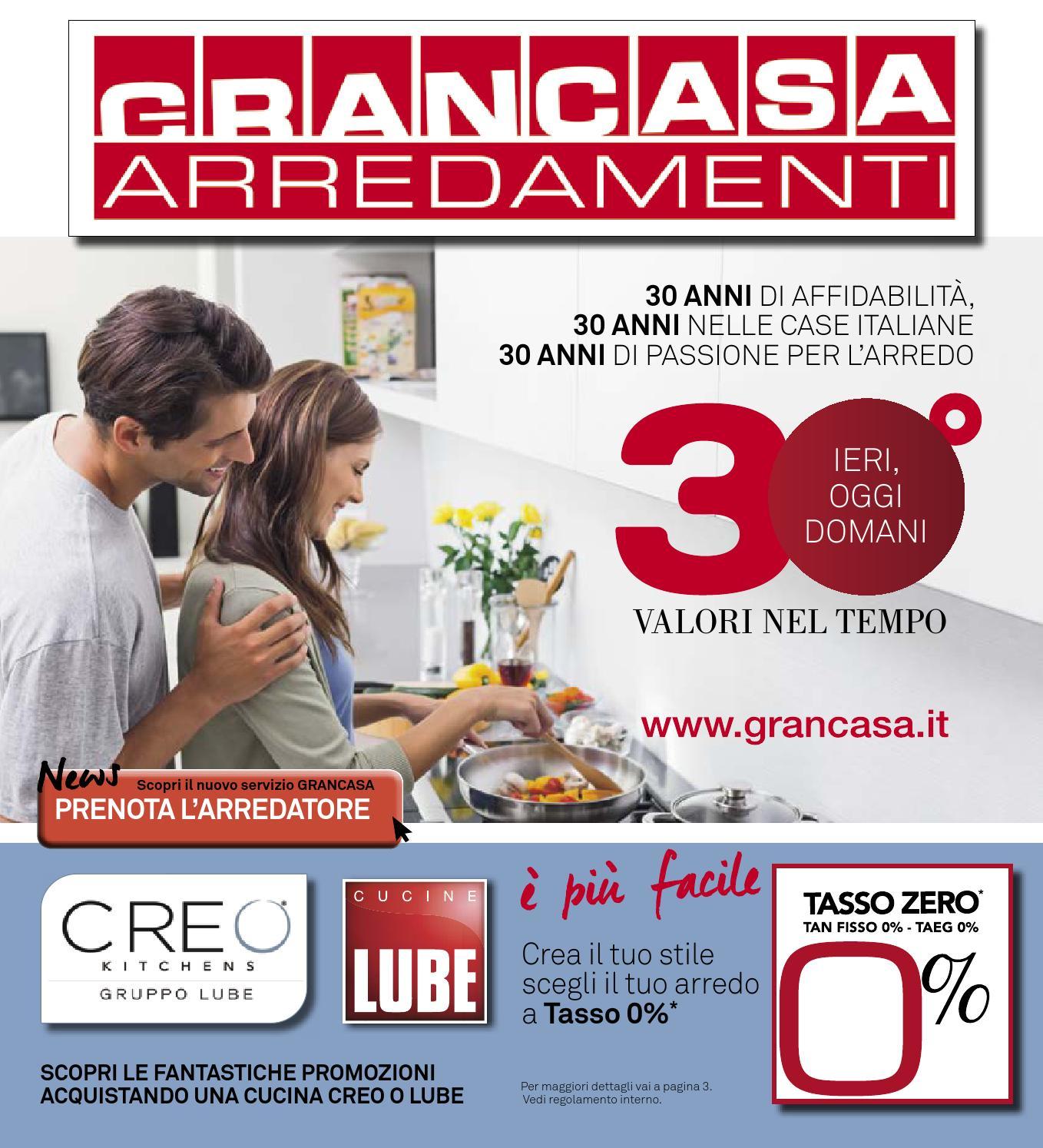 Grancasa valori nel tempo by mobilpro issuu for Arredatore milano