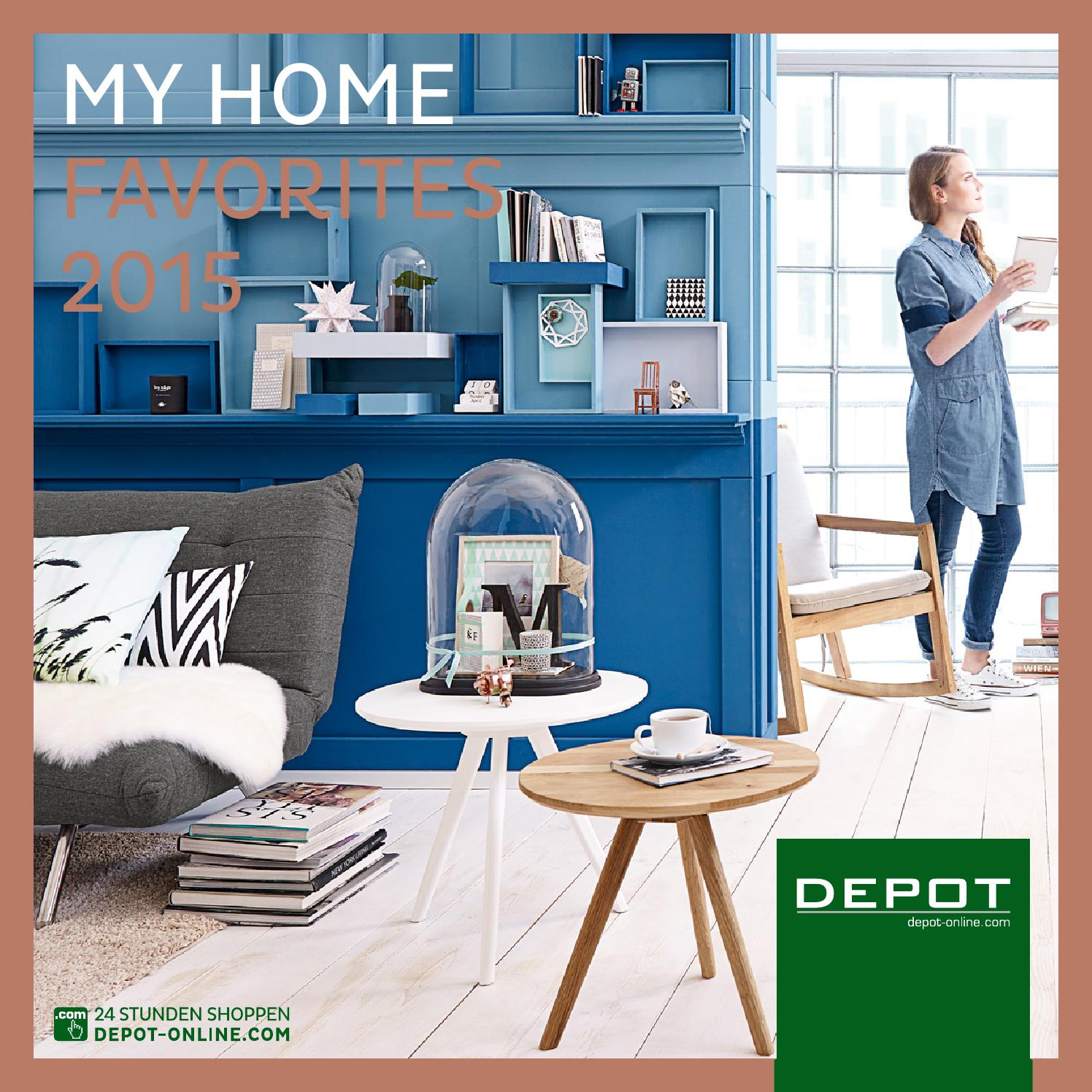 Depot Angebote My Home Favorites 2015 By