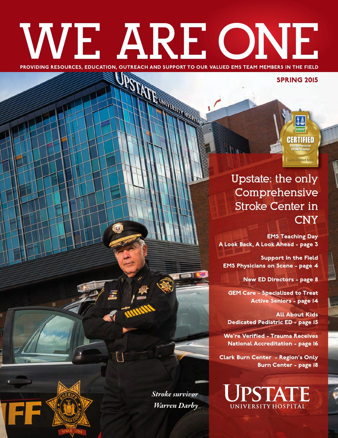 we are one by upstate medical university issuu