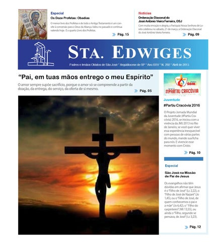 [Jornal Sta Edwiges (Abril/2015)]