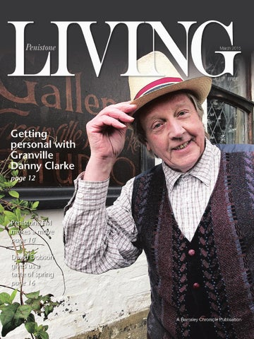 Front Cover Image for Penistone Living | March 27th 2015