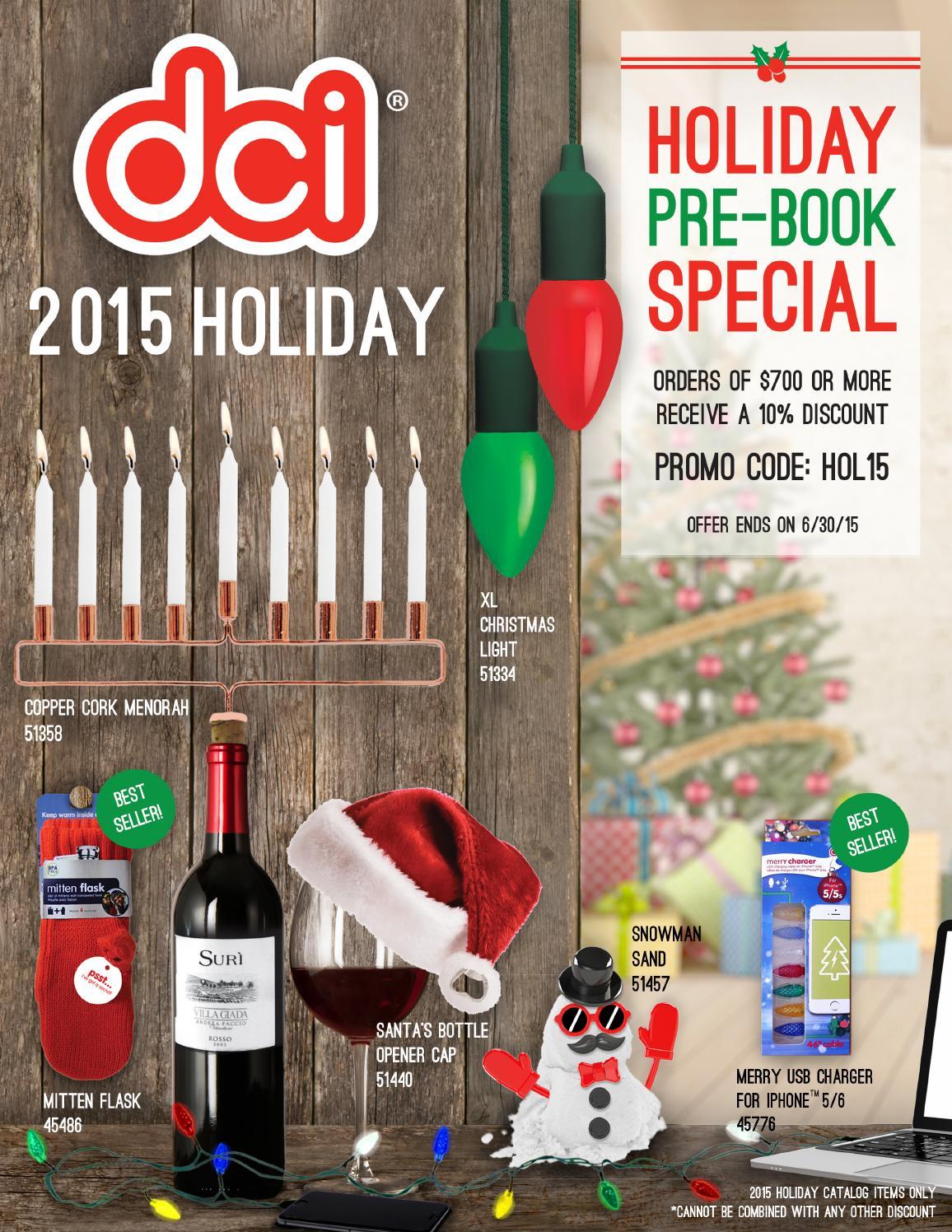 Dci Holiday 2015 Catalog By Decor Craft Inc Issuu