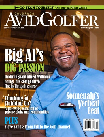 April 2015 Alfred Williams cover